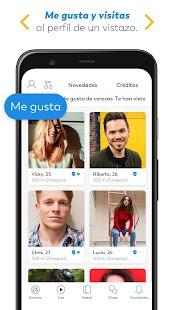 Aplicaciones conocer gente android-45219