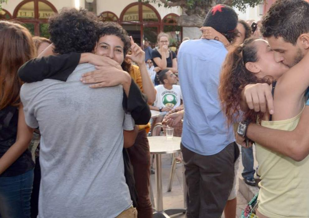 Conocer personas Marruecos latino
